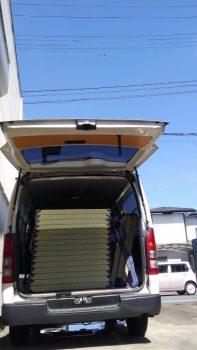 仙台の畳襖リフォーム店・畳のナカジマ(雨の日でも大丈夫です)